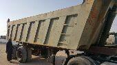 صندوق قلاب المطلق 26 متر للبيع