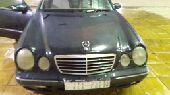 سياره مرسيدس 2001