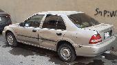 للبيع او التشليح سيارة هوندا سيتي 2002