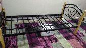 للبيع سرير نوم جديد وممتاز ونظيف