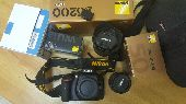 كاميرا نيكون d5200 اخت الجديدة (nikon d5200)