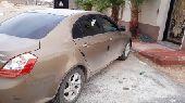 الرياض - جيلي 2013 ماشيه 70 الف