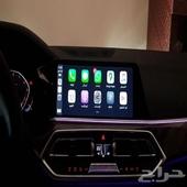 برمجة جميع مميزات بي ام دبليو CarPlay BMW تحديث خرائط 2021