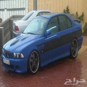 BMW E39 M5 للبيع