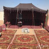 مخيم للأيجار وسعر مناسب