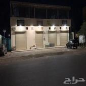 يوجد لدينا 3محلات للإيجار شارع الأربعين حي الملك فهد
