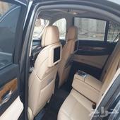 BMW 740 Li 2011