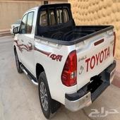 هايلوكس 2017 غمارتين دبل قير عادي سعودي