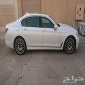 بي ام 750 سعودي بحالة الوكالة