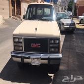ا - السيارة  جي ام سي -