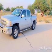 سلفرادو2013 ماشي 143 شرط الفحص سعودي
