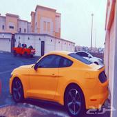 Mustang 2016 موستنج 6 سلندر سعودي