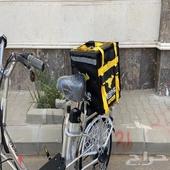 دراجه دباب كهرباء