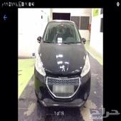 سيارة بيجو208 2015