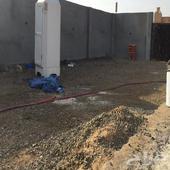 حوش للايجار بمخطط الرياض عسفان يوجد فية غرفة وحمام و كهرباء