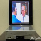 جهاز فيديو سامسونج للأشرطة الكبيرة بستة رؤوس