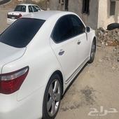 مكة - السيارة  لكزس - LS