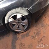 قير خربان وجنط حد 4500مع التجديد ونقل الملكيه