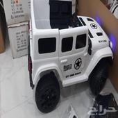 سياره اطفال كهربائيه انصح فيها للطفال في رمضان