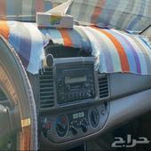 سيارة كامري 2003 للتسقيط من المرور