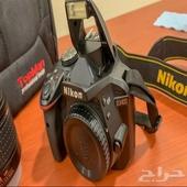 كاميرا nikon d3400
