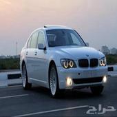 بي ام دبليو BMW 740LI 2006