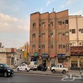 عماره للبيع مكونه من 11 شقه ع شارع عسير شارعين تجاري 30 م