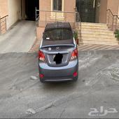 نوع السيارة  هونداي اكسنت 2017 شبه جديد وكيل السيارة سعودي