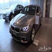 BMW الفئة الخامسة 2011