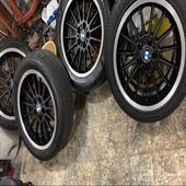 جنوط BMW مقاس 18 عرضين