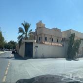 فله مساحة 934 88متر العمر 33سنه في حي الربوة