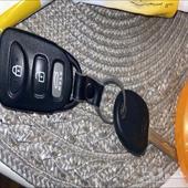 مفتاح سنانا مع الريموت من 2007الا 2009 للبيع جديد جدا