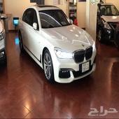 BMW IL 740 2016 اي ام