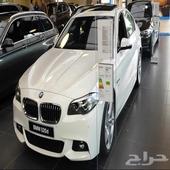 BMW الفئة الخامسة 2015