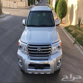 لاند كروزر GXR3 سعودي 60 عام فل كامل 8 سلندر 2015