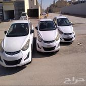 للبيع جمله 49 سيارة هونداي النترا موديل 2015م