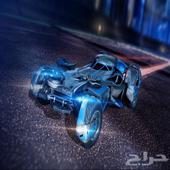 سيارة باتمان روكيت ليق