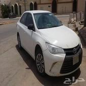 كامري شرط النضافه بدي و محركات 2017