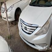 هوانداي سوناتا 2014 بيع قطع غيار فقط