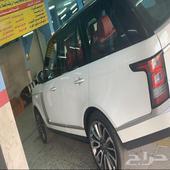 الرياض - السيارة  لاند روفر -