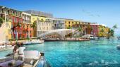 شقق فندقية بجزر العالم بدبي بعائد استثماري