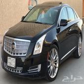 كاديلاك XTS4 سعودي 2013 ( بلاتينيوم ) نظيف جدآ
