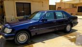 مرسيدس اس 320 1998 مخزن
