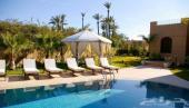 فيلا فخمة للإيجار 6 غرف عصرية بمراكش المغربية