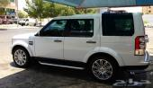 Land Rover LR4 full option V8 HSE 2012