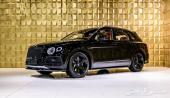 بنتلي بنتتيغا Bentley Bentayga W12 BLACK PACK