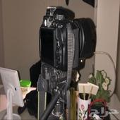 كاميرا نيكون Nikon عدسة 50mm
