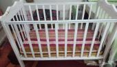 سرير اطفال من عمر يوم الى 5 سنوات