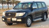 جيب لاندكروزر 2008 GXR وارد قطر