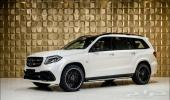 مرسيدس بنز Mercedes-Benz GLS 63